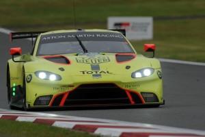 Aston Martin: Habsburg und Juncadella machen DTM-Quartett komplett