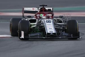 Formel-1-Technik: Die Frontflügel in der Video-Analyse