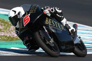 Moto3-Test: Jaume Masia fährt Bestzeit und verletzt sich anschließend