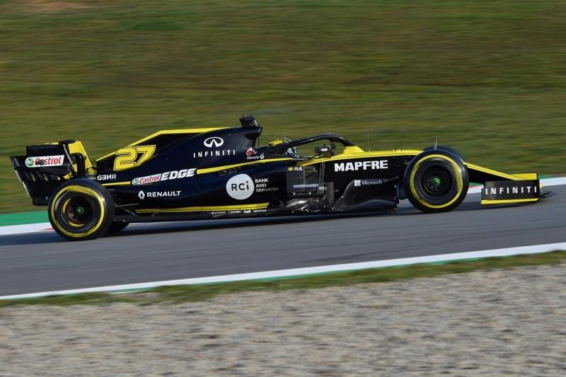 Nico Hülkenberg über Daniel Ricciardo: