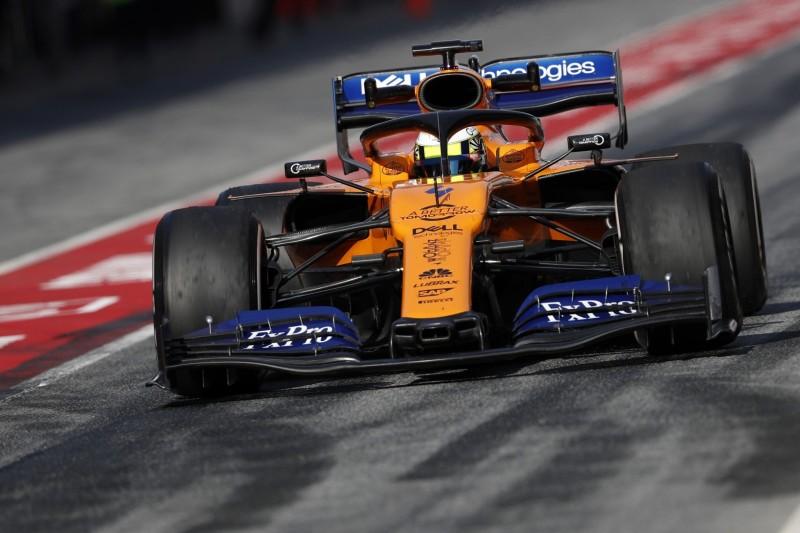 Formel-1-Tests Barcelona 2019: McLaren-Bestzeit ohne Wert?