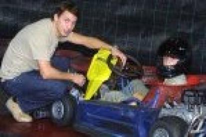 Wyścigowa szkółka kartingowa
