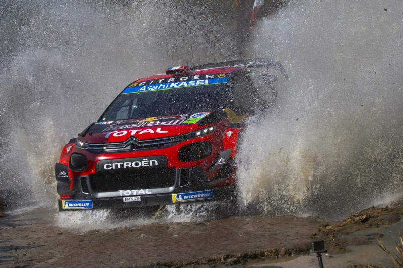 Rallye Mexiko 2019: Sebastien Ogier klar vorne - Mikkelsen ausgebremst