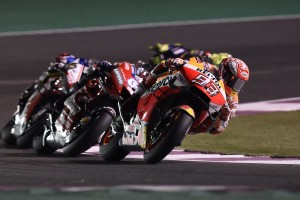 Mehr Topspeed für Marquez: