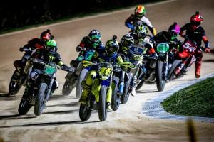 Auf der Ranch und in Misano: Valentino Rossi trainiert mit seinen Youngstern