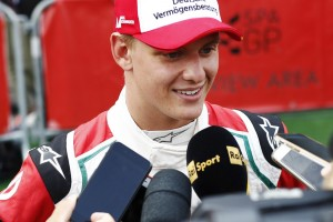 Mick Schumacher vor Formel-1-Testdebüt:
