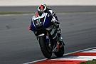Yamaha Sepang test, day 1 report