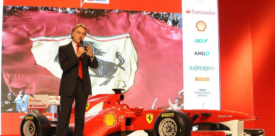Ferrari debuts Red Bull-like exhausts