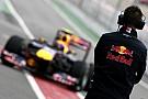Red Bull Barcelona test report 2008-03-08