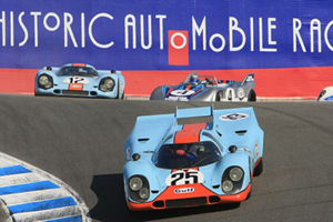 Vintage Porsche Rennsport Reunion IV announced