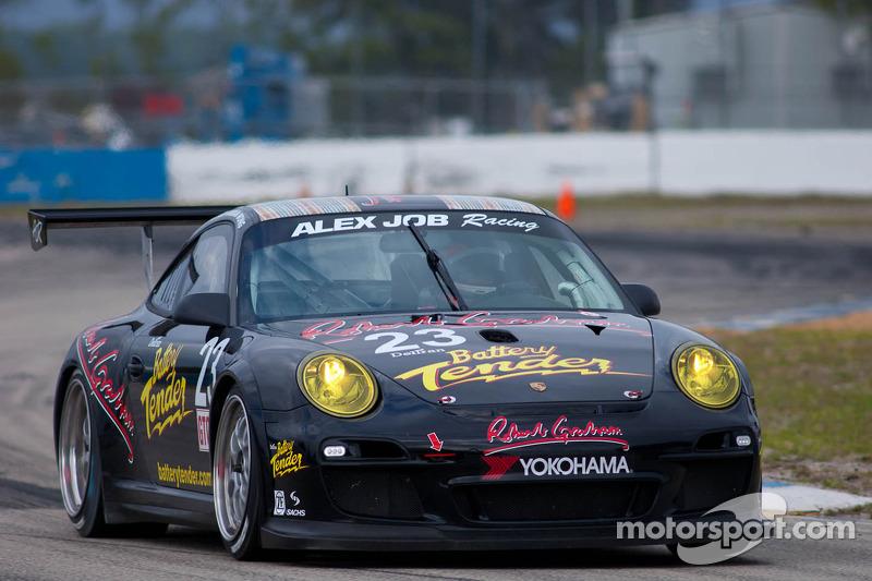Alex Job Racing preview
