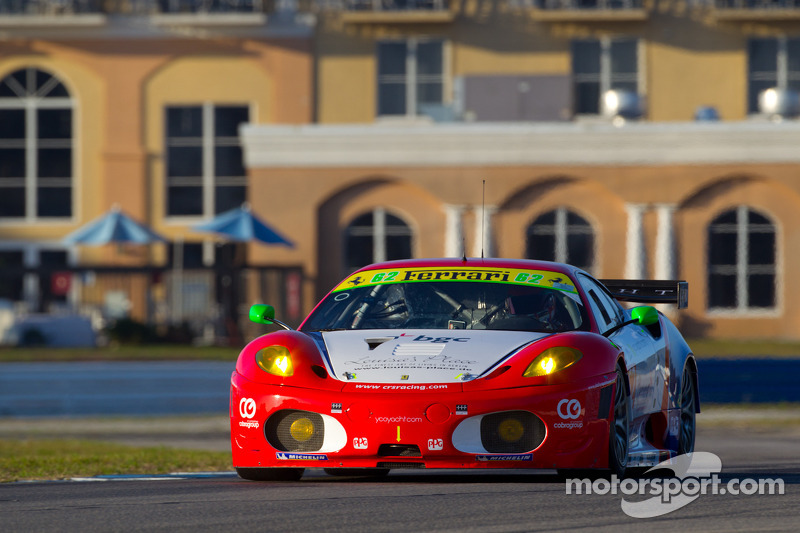 CRS Racing preview