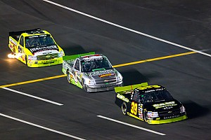 NASCAR Truck Jeffrey Earnhardt race report