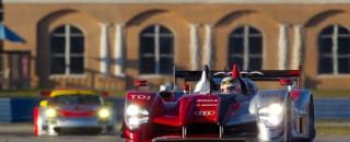 ALMS Series Tuesday test report