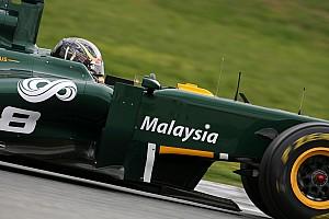Formula 1 Valsecchi to drive Lotus in Australia, Malaysia