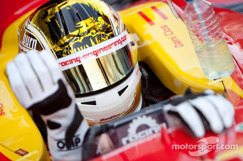 Racing Engineering Imola preview