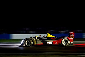 ALMS Audi race report