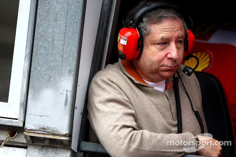 Todt tells Bernie to forget noise and think green