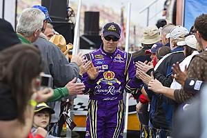 NASCAR Cup Kenseth - Friday media visit