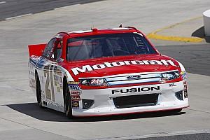 NASCAR Cup Trevor Bayne qualifying report