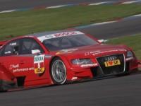 Audi splashes color in the DTM