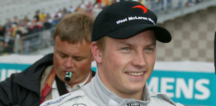Raikkonen's NASCAR switch surprises F1 drivers
