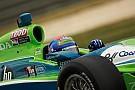 Justin Wilson race report