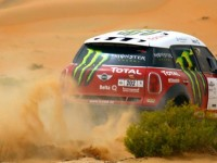 Peterhansel takes CCR Bajas second round victory
