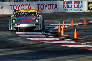 ALMS Flying Lizard qualifying report