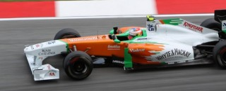 Formula 1 Q&A with Paul di Resta