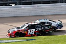 Nationwide Series race report