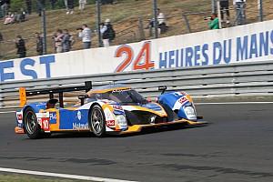 Le Mans Team ORECA-Matmut Le Mans test report