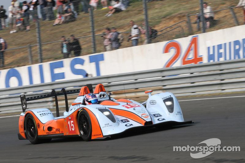 OAK Racing Le Mans test report