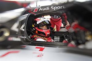 Le Mans Benoît Tréluyer Le Mans Test Report