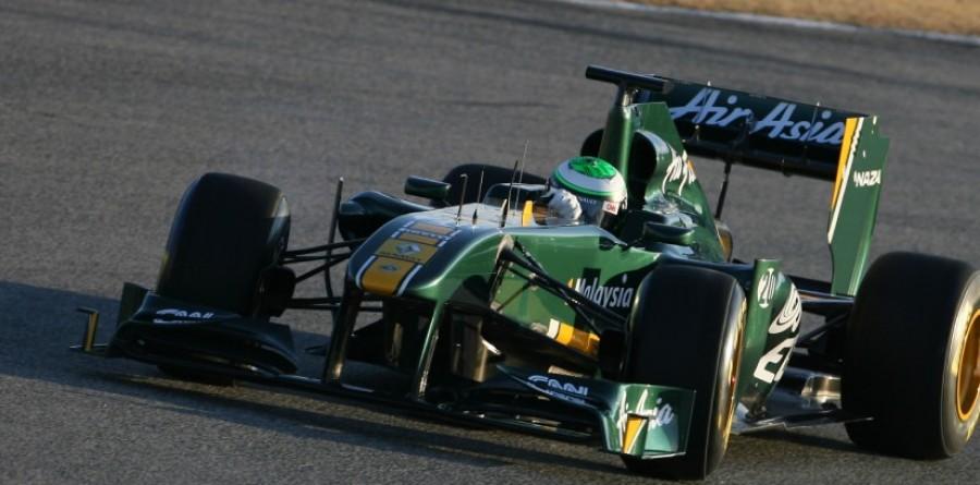 Lotus Report - Team Lotus Entrerprise purchases Caterham