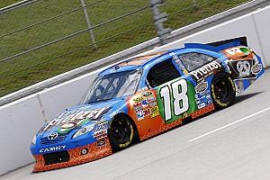 NASCAR Cup Kyle Busch - Friday media visit