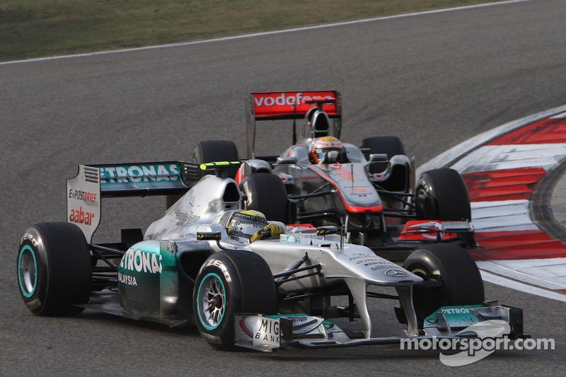 Turkey upgrade 'fast' admits Rosberg