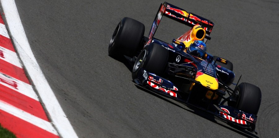 Vettel once again on pole in Istanbul