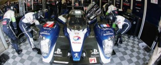 Le Mans Peugeot Sport Spa Race Report