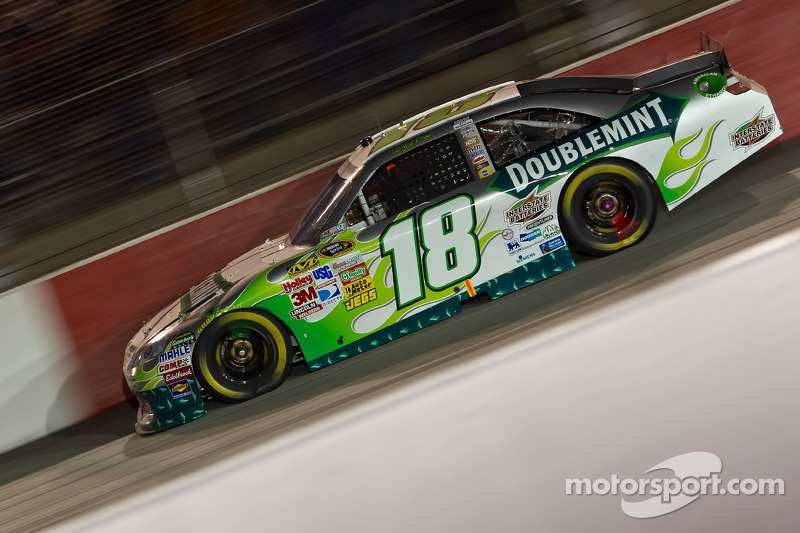 Toyota teams Darlington race notes, quotes