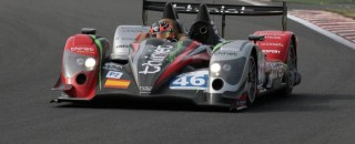 European Le Mans ORECA 03 Spa race report
