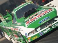 John Force Racing Atlanta Friday report
