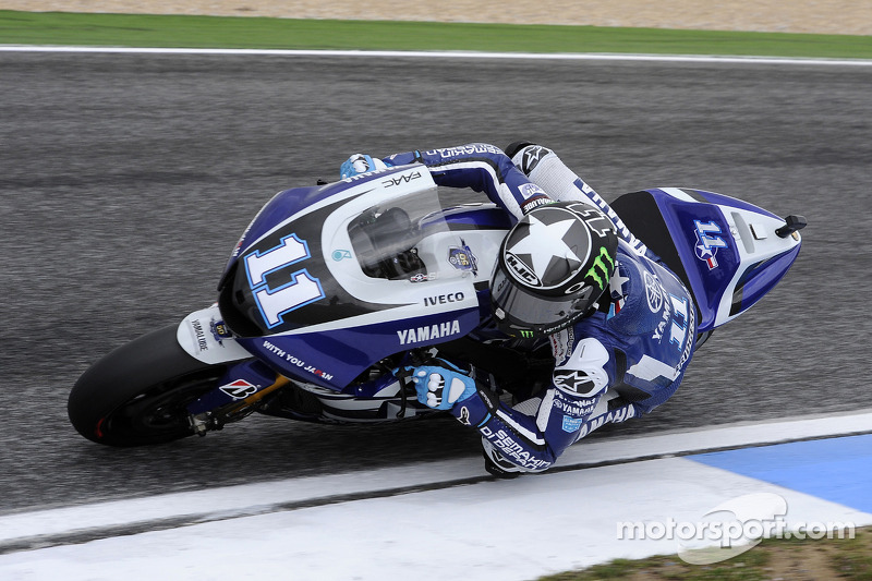 Yamaha French GP Qualifying Report