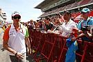 Force India Spanish GP Qualifying Report