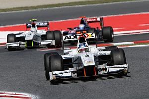 FIA F2 Addax Team Barcelona Race 1 Report