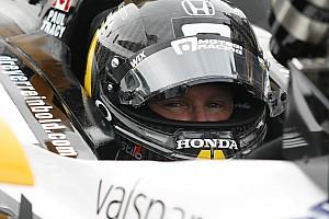 IndyCar Honda Racing Indy 500 Bump Day Report