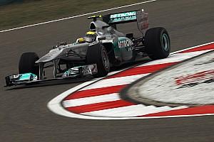 Formula 1 Rosberg 'on par with Vettel' - Berger