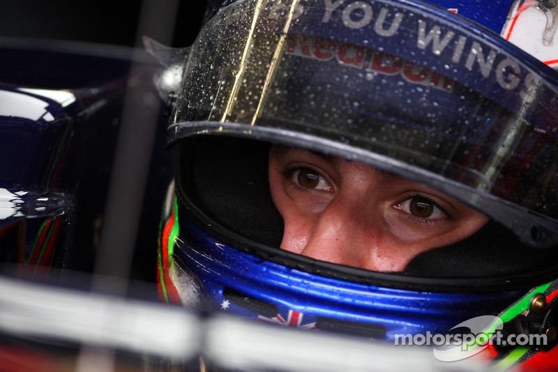 Toro Rosso Monaco GP Thursday Practice Report