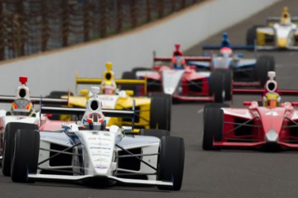 Josef Newgarden claims crash-filled Freedom 100