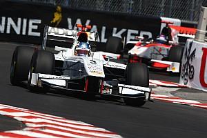FIA F2 Addax Team Monaco Race 1 Report
